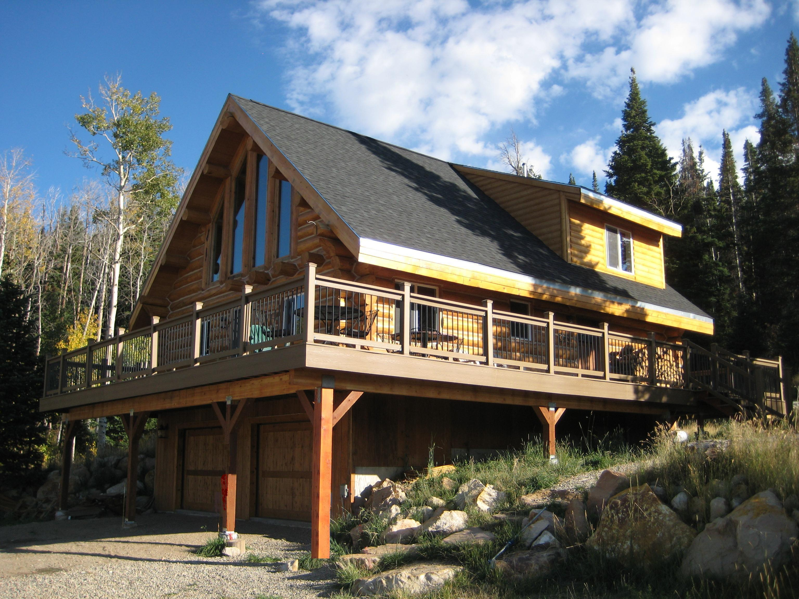 Astounding Custom Log Homes In Pagosa Springs Ute Country Homes Largest Home Design Picture Inspirations Pitcheantrous
