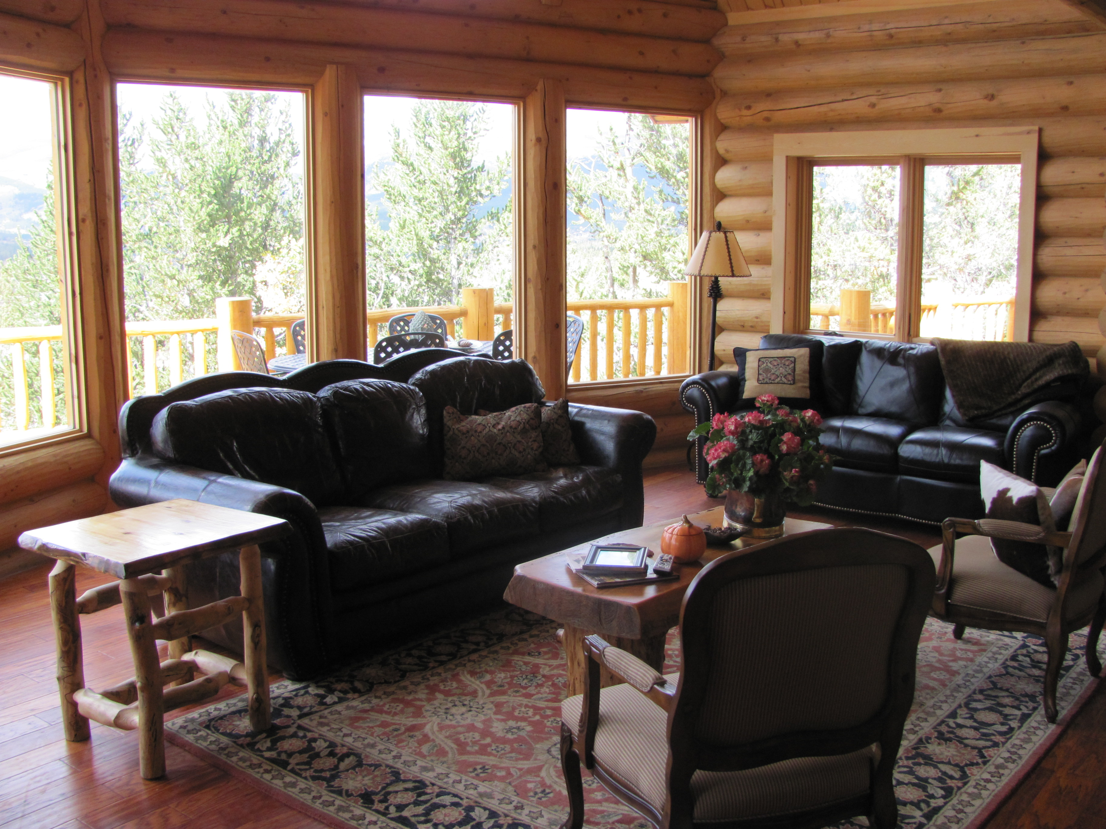 Custom Handcrafted Milled Log Homes Ute Country Homes